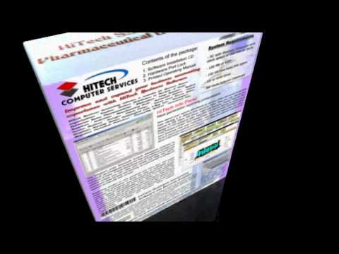 Medical Stores Accounting, Billing, Inventory Control, CRM Software with Bar Codes