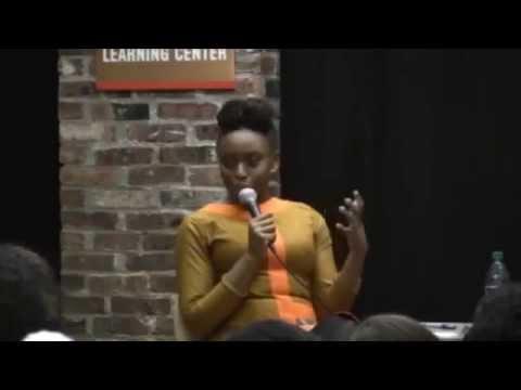 Chimamanda Ngozi Adichie: On Hair