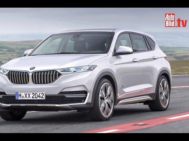 BMW X2 (2018) - YouTube