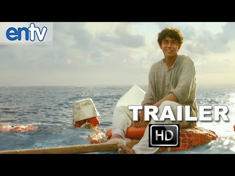 Life of Pi Official Trailer [HD]: Tobey Maguire, Suraj Sharma & Irrfan Khan