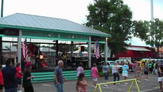 Kissimmee Old Town music & dancers