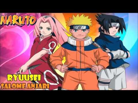 Ryuusei (Naruto ending 6) cover latino by Salome Anjari