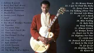 Chuck Berry: Greatest Hits Full Album - Best Songs Of Chuck Berry