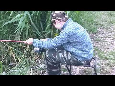 на кмв рыбалка видео