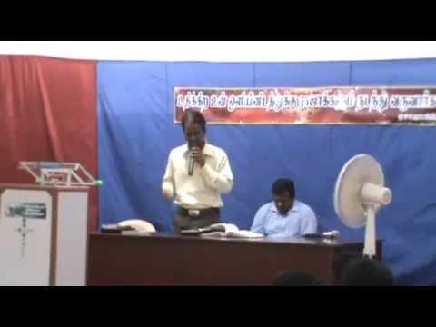 Paulraj Worship Sunday Msg 21.4.13 video