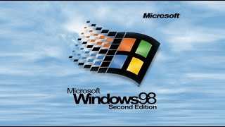 Installazione Windows 98 SE
