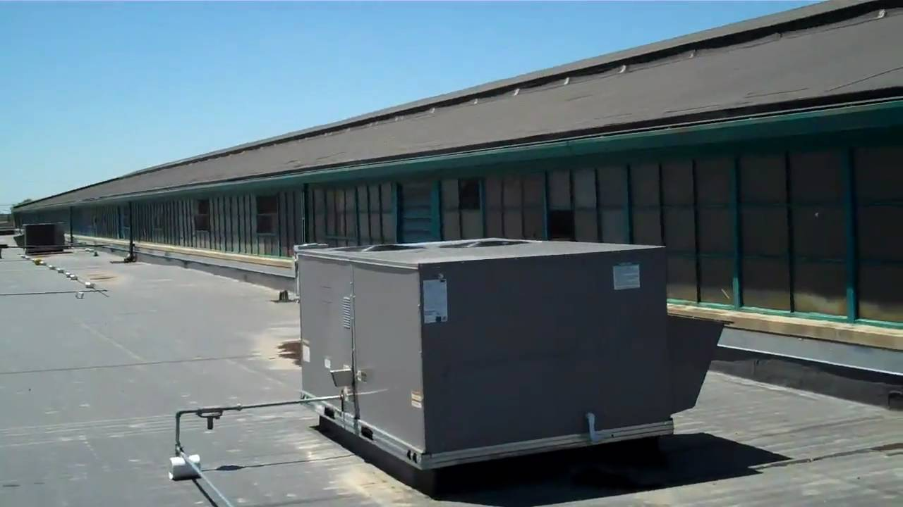 Rooftop Units Need Economizers Frozen Coil Youtube