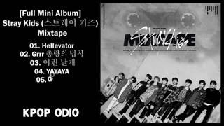 [Full Mini Album] Stray Kids (스트레이 키즈) – Mixtape