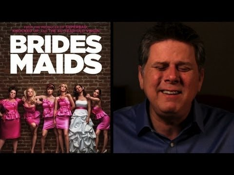 BRIDESMAIDS Review (no Spoilers) - Kristen Wiig, Paul Feig, Melissa McCarthy