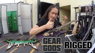 DRAGONFORCE - Gear Gods Rigged