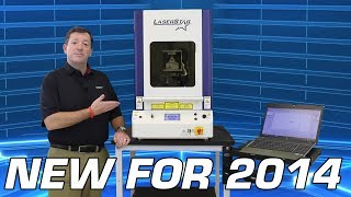 Laser Marking - FiberCube Laser Marking System New Options