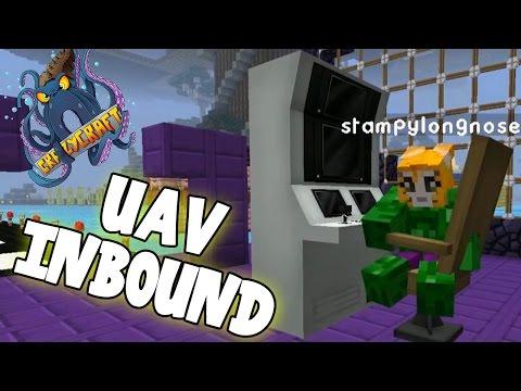 Minecraft - Crazy Craft 2.2 - UAV INBOUND! [34]