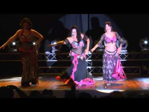 Belly Dance Festival habibi Ya Eini 3  Orit,rvital,liki video