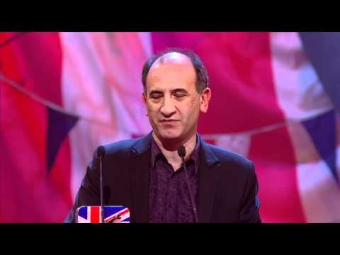 British Comedy Awards 2011: Best Comedy Entertainment Programme/The Writers' Guild Award
