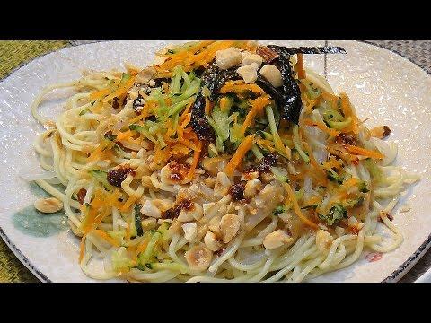 現代心素派-20140729 名人廚房 - 臺灣狗醫生 - 芝麻醬涼麵、味噌湯
