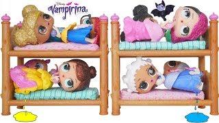 LOL Surprise Dolls Disney Princess Bunk Beds