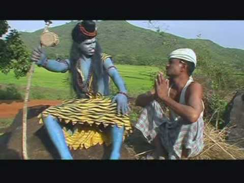 Oriya Comedy - Bhagwan Siva Au Bhakta video