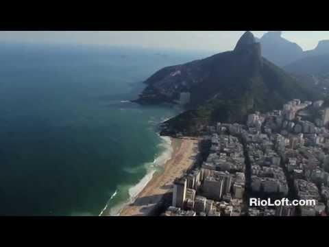 Fly Over Rio de Janeiro - RioLoft.com