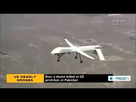 PAKISTAN: Over a Dozen Killed in US Drone Airstrikes