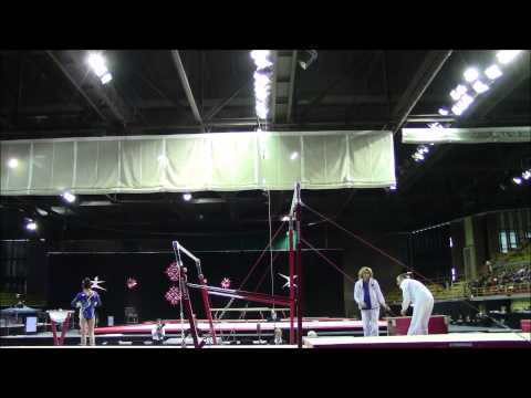 Sara Berardinelli ITA - UB - Finals - L'International Gymnix 2015