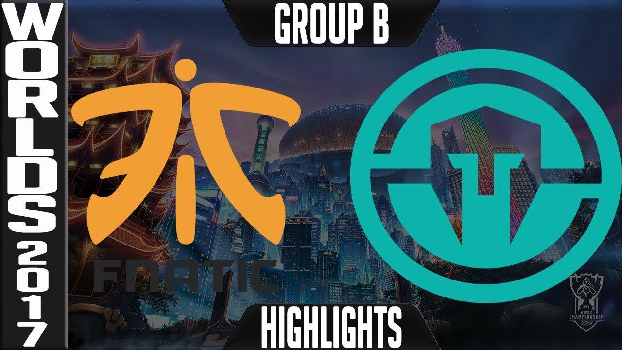 FNC vs IMT Highlights | 2017 World Championship Week 2 Group B Worlds 2017 | Fnatic vs Immortals