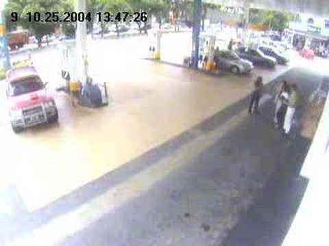 Malaysia - Snatch Thief