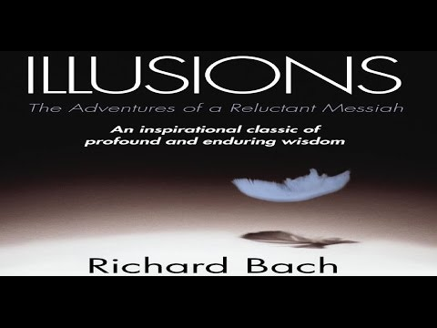 Illusions..  The Adventures of a Reluctant Messiah (Audio-book)