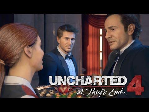 Кто был когда-то вором... - Uncharted 4: A Thief's End. Часть 4