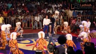 Kishore Sushma Tiger Dance