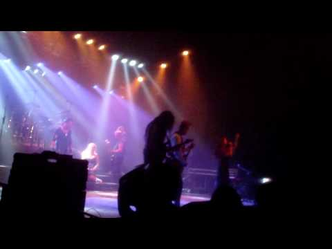Therion en Chile - An Arrow From The Sun [Teatro la Cúpula 2012]