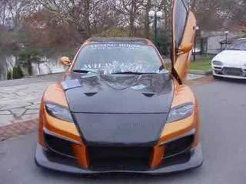  Mazda  RX8 NFS CARBON CRASH HQ Music Videos