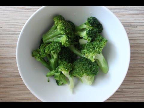 Как приготовить замороженную брокколи