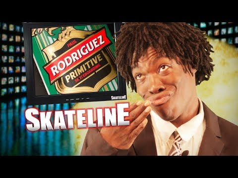 SKATELINE - Mike Mo, Shane ONeill, Walker Ryan, Jaws, Back Smith Back Noseblunt and more,..