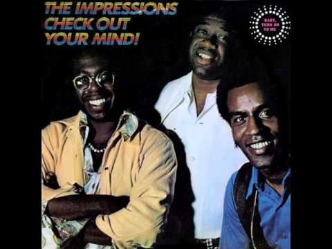 The Impressions - We Must Be In Love (1970)