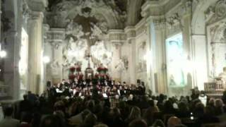 Joy  To  The  World - Coro Santa Cecilia in Agrigento (Italy) Christmas Song