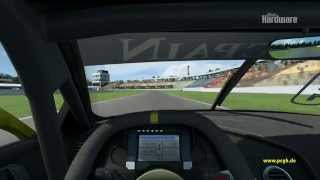 Audi R8 LMS Ultra in Hockenheim | RaceRoom Racing Experience ADAC GT Master Package