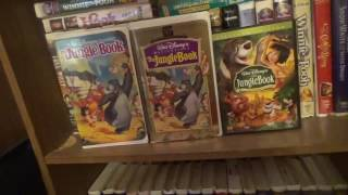 3 Different Versions of The Jungle Book