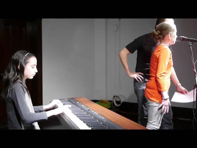 Ryan (10) plays Stay by Rihanna on piano - winter music recital
