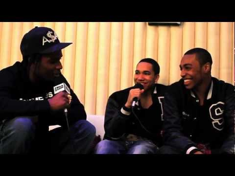 ASAP Rocky Interview With Mitch and Suave