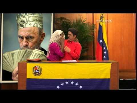 MADURO Y EL PAPEL SANITARIO,QUE ROLLO