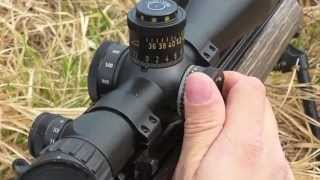 Long Range Shooting 1072m with Blaser R93 GRS .300wm Eu-LRH #6