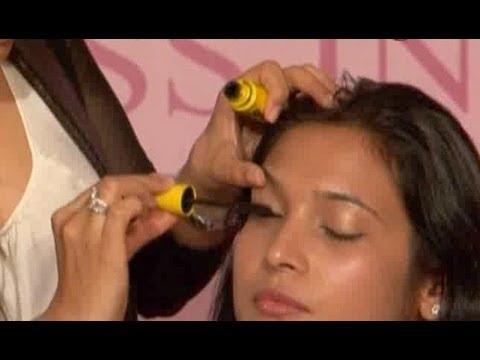 Miss India contestants get makeup tips