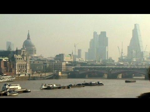 بريطانيا: إرتفاع مستوى تلوث الهواء في أجزاء عديدة من المملكة