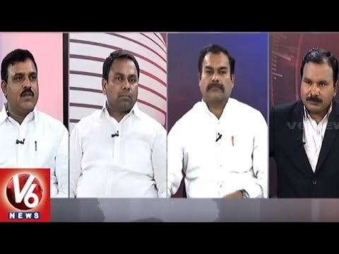 Special Debate On Rythu Bandhu And Rythu Bheema Schemes | Good Morning Telangana | V6 News