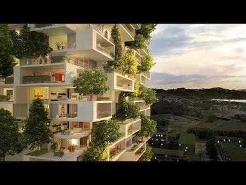 清華設計第四代住房, 將停車場街區搬樓上, 現已在成都開建
