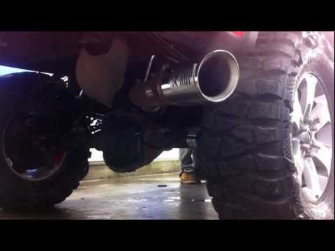 F-150 Ecoboost Exhaust-Corsa DB (Resonator Deleted)