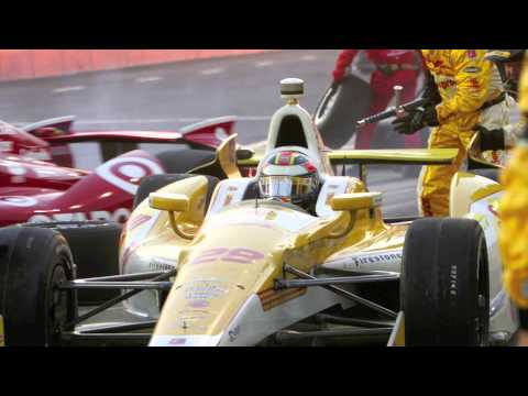 Andretti Autosport's 2012 Season Highlights