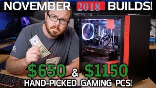 The $650 and $1150 Gaming PCs Everyone Should Build   YouTube