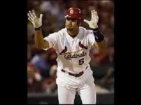Tribute to Albert Pujols Video