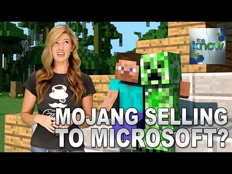 Is Minecraft Creator Notch Selling Mojang to Microsoft? - The Know
